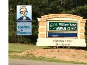 Vet sign rejected by New Albany