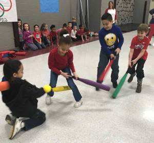 Winter Olympics, NAES style
