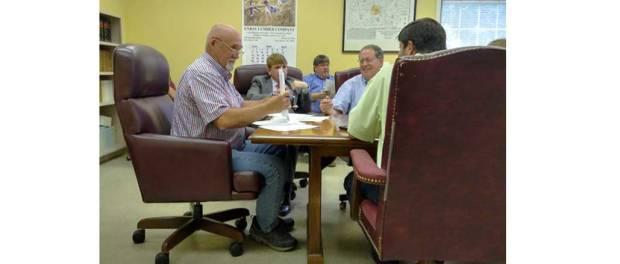 Union Co. Supervisors;5-21-18 meeting