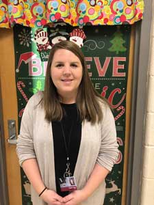 NAES employee of month Nov 2018