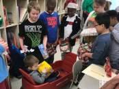 New Albany schools Christmas