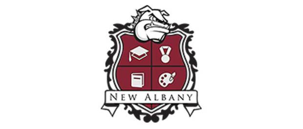 New Albany school district graduation rate