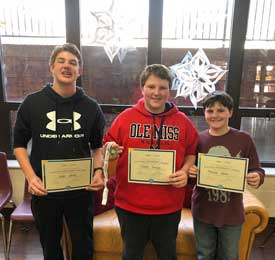 2019 geography Bee