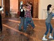 New Albany MS free beginner ballroom dance lessons