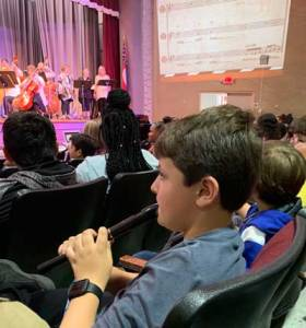 New Albany MS 2019 NAES symphony