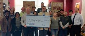 New Albany MS stem grant