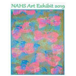 NAHS Art Exhibit 2019