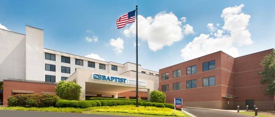 New Albany MS Baptist Hospital 2019 Leapfrog award