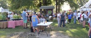 New Albany MS July 11 Biscuits & Jam Market