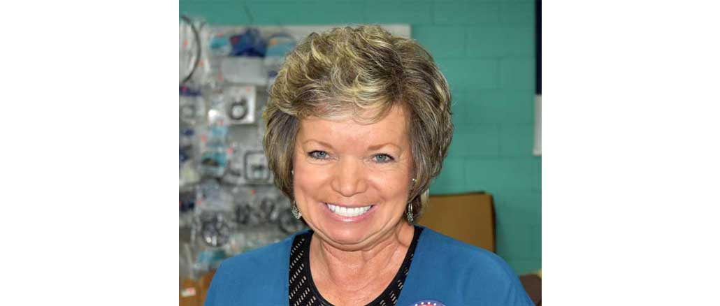 New Albany MS Kathy Chism MS Senate candidate