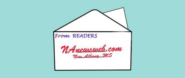 New Albany MS Letter to Editor