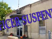 New Albany, MS police officer suspended