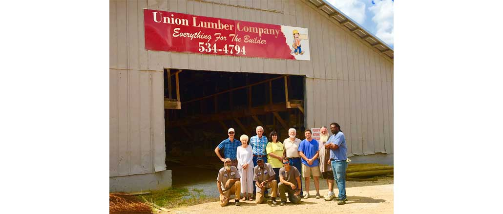 New Albany MS Union Lumber Company sold