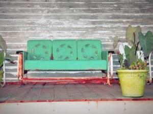 New Albany MS Steve Patterson Grandma's Porch