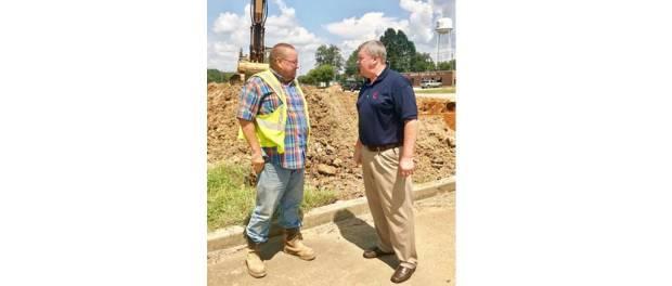 New Albany MS Walls talks legislative priorities