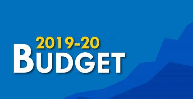 New Albany MS city 2019-2020 budget