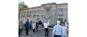 New Albany MS Certified Local Government aids FDR era jail