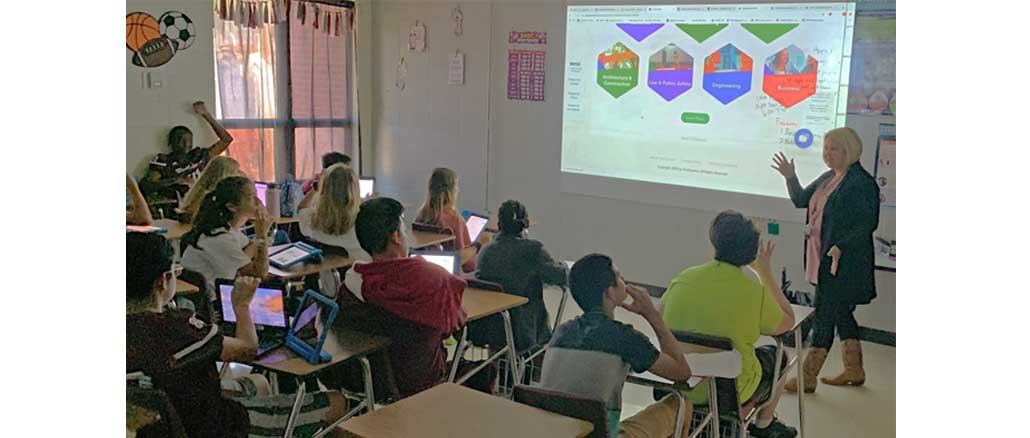 New Albany MS NAMS YouScience assessment
