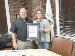 City receives preservation honor