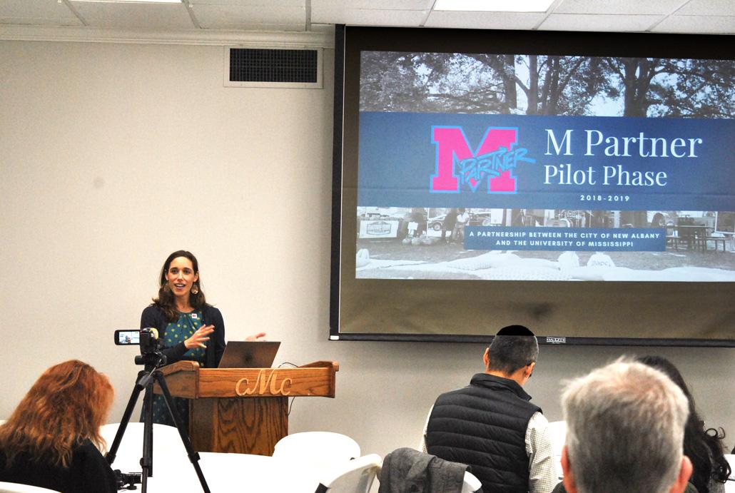 M Project director speaks