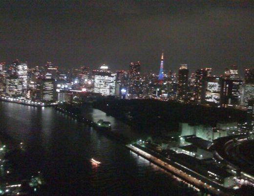 Tokyo from Kachidoki