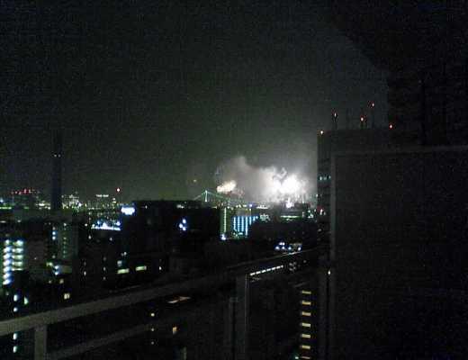 Tokyo Bay Hanabi 2005