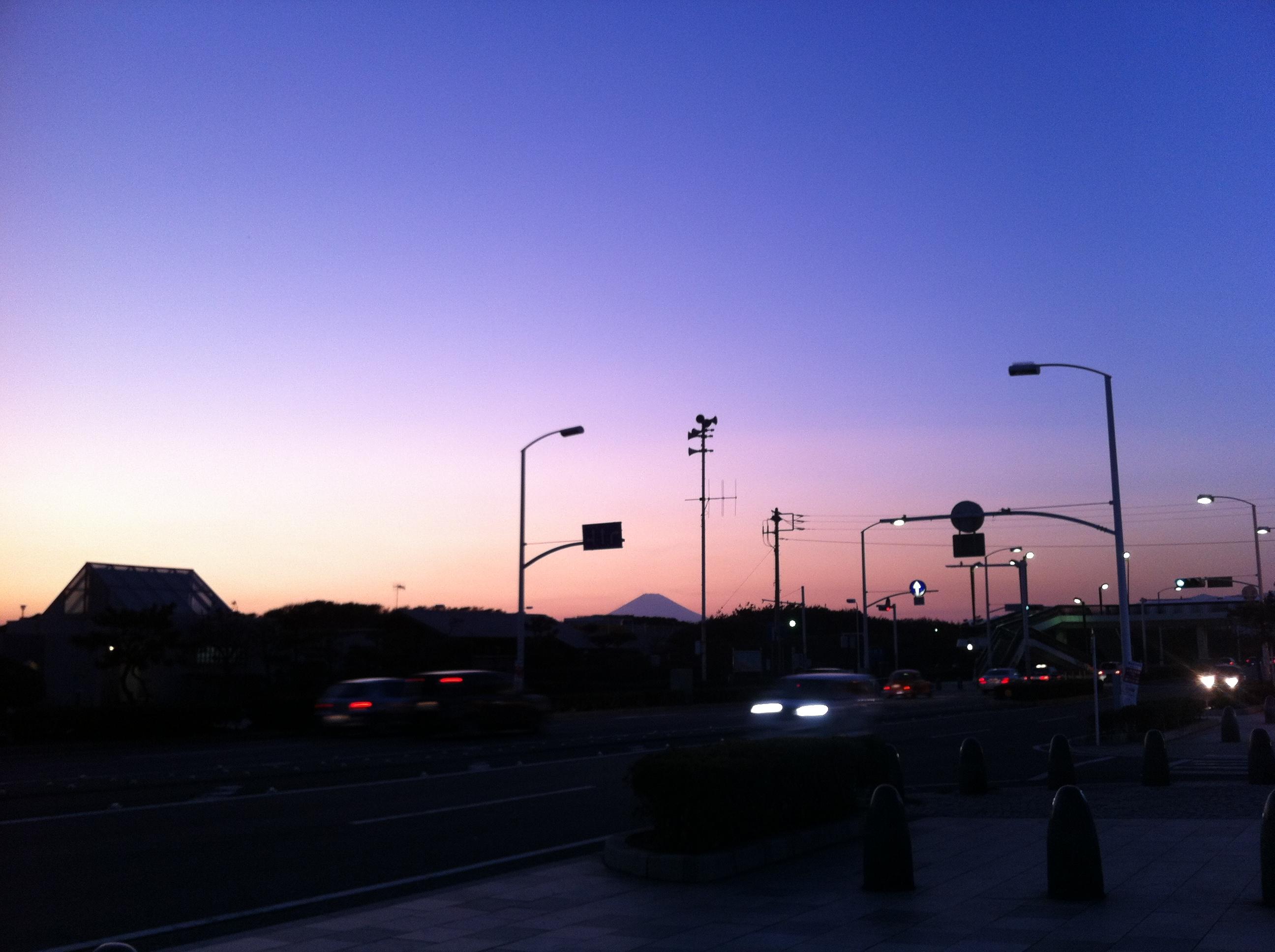 Fuji from Shonan