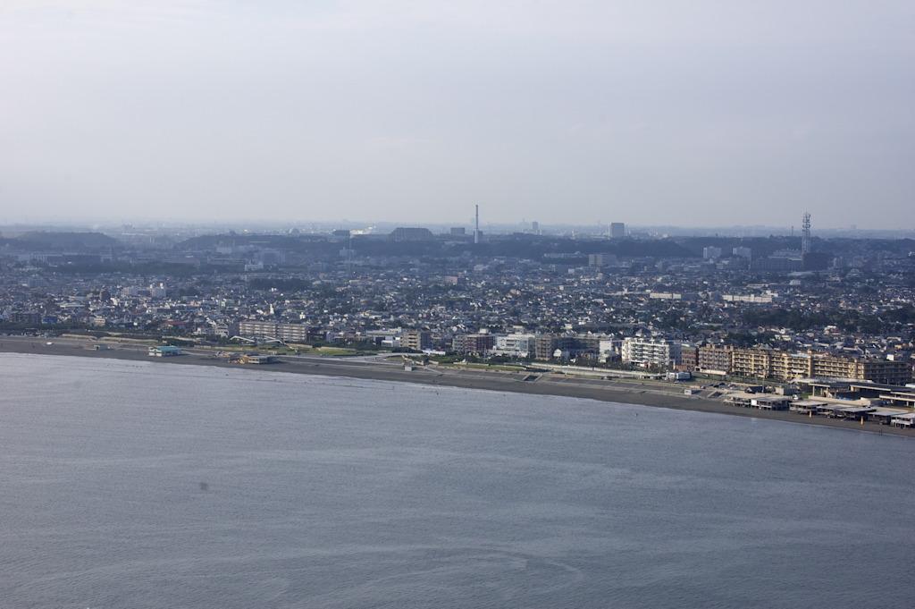 Shonan Coastline from Enoshima