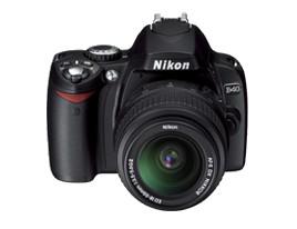 Nikon D40 digital SLR