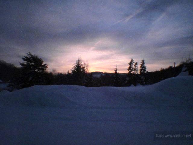 Shiga Sunset