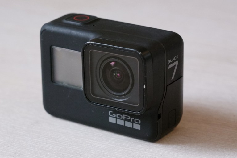 GoPro Hero 7 action camera image