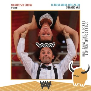 Nanirossi Show a Varese!