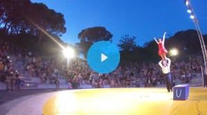 Un piccolo video del Nanirossi Show fatto all'Union Lido