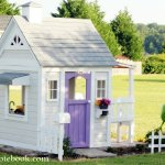 The Easy Way to Build a Cute Playhouse!