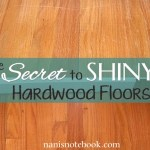How to Get Shiny Hardwood Floors