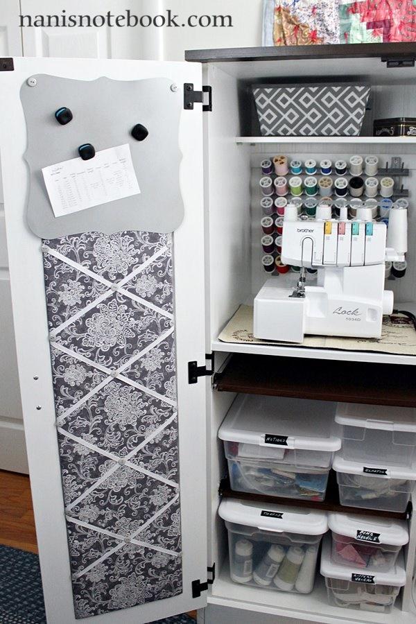 Paint Laminate Cabinet