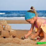 παιχνίδια στην παραλία