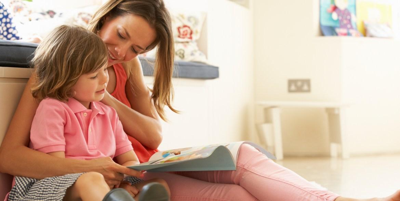 ανάγνωση βιβλίων, Ανάγνωση βιβλίων στα παιδιά: τα οφέλη!