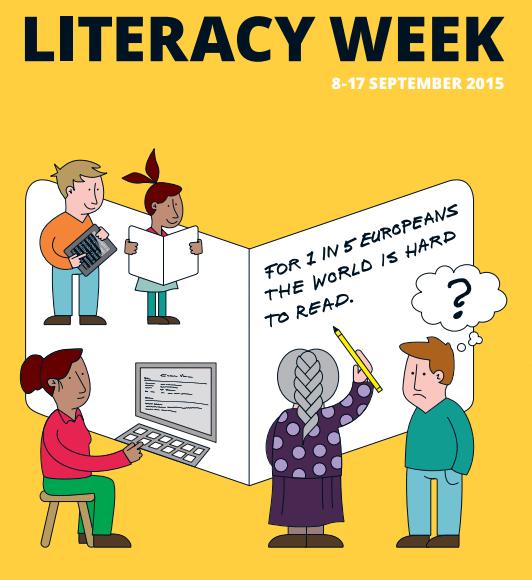 εβδομάδα ευρωπαϊκού γραμματισμού, Το Playland στην Πανευρωπαϊκή Εβδομάδα Γραμματισμού!