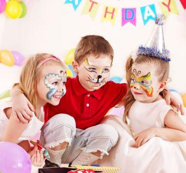 ανιματέρ για παιδικό πάρτυ