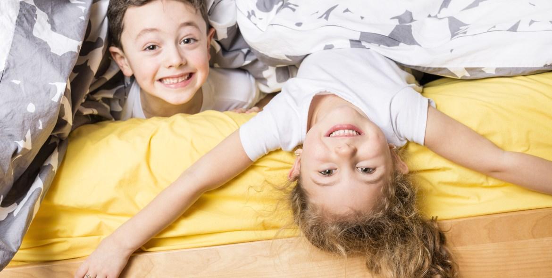 ευτυχισμένα παιδιά