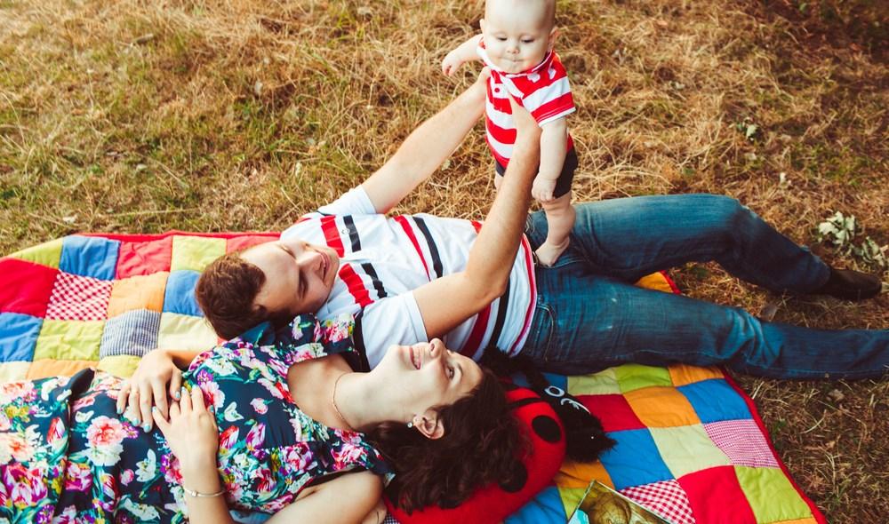 σχέση ζευγαριού μετά το παιδί