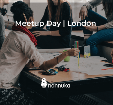 Proud for our first Nannuka MeetUp in London