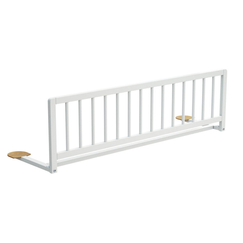 barriere de lit enfant bois blanc pas cher