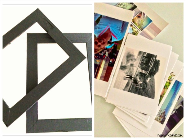 photo, frames, craft, DIY