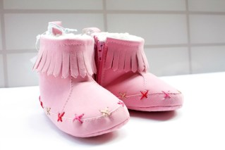 Baby Shoes Birthday