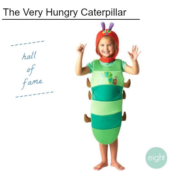 Very Hungry Caterpillar-BookWeek