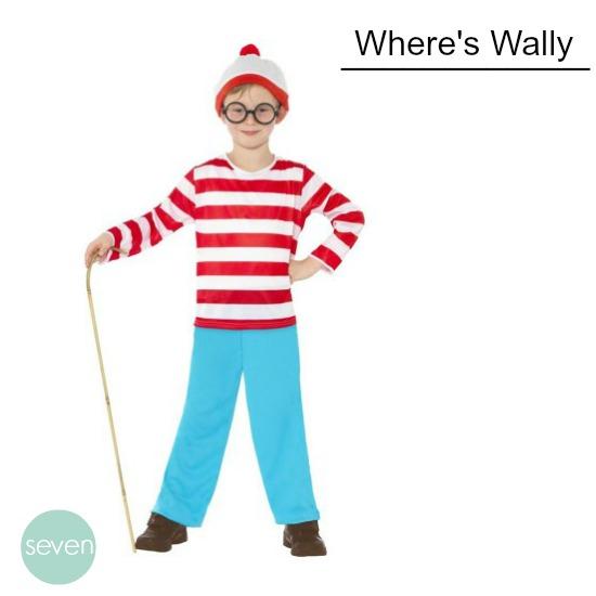 Where's Wally - BookWeek