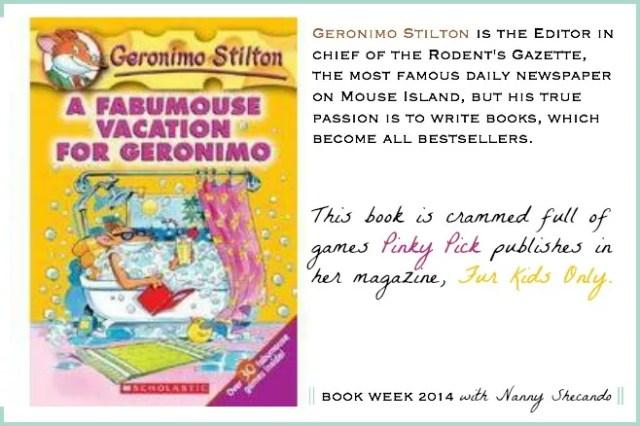 geronimostilton review