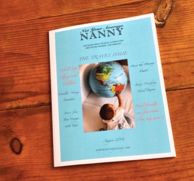 Brittney Schering, nanny spotlight